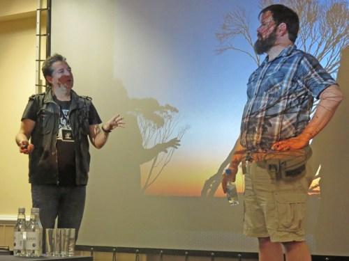 Geoff Notkin and Steve Arnold are The Meteorite Men.