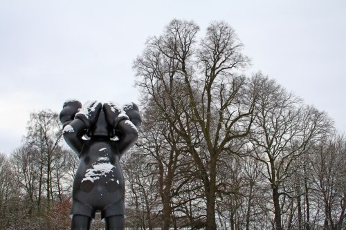 KAWS - Yorkshire Sculpture Park