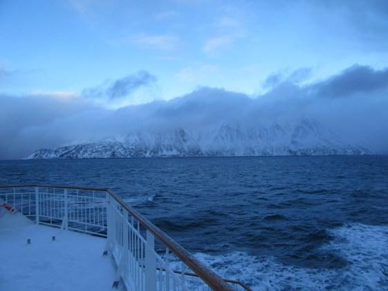 Stunning scenery on our Hurtigruten Arctic Highlights trip