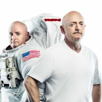 The Twins Paradox - Meeting the twin Astronauts Mark and Scott Kelly
