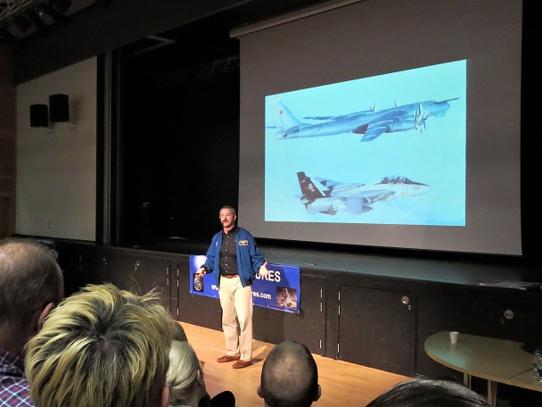 Scott 'Scooter' Altman at Space Lectures