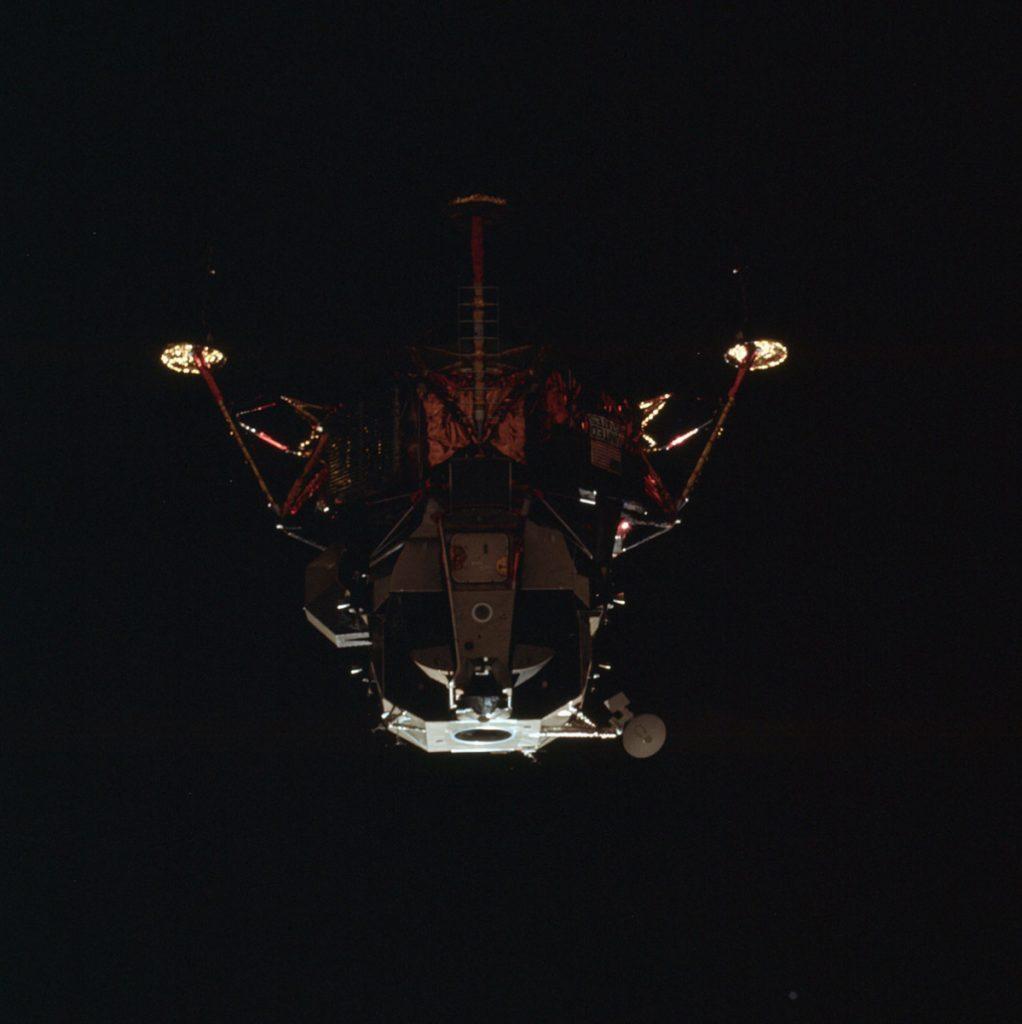 Apollo 16 Lunar Module