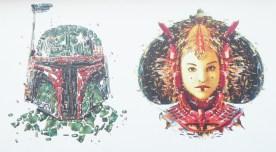 Identities exhibition artwork