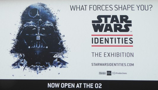 O2 Star wars Identities