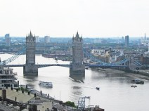 Tower Bridge from Monument