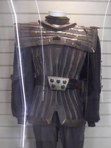 Klingon warrior costume