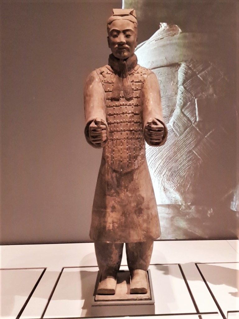 Charioteer Terracotta Warrior