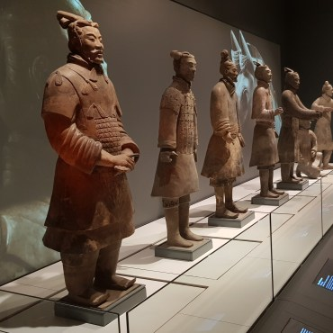 The Terracotta Warriors in Liverpool