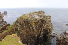 The Brough of Deerness