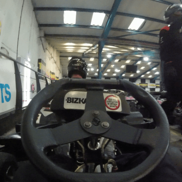 Go Karting at Teamworks Mansfield