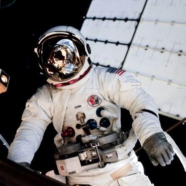 Meeting Skylab and Space Shuttle Astronaut Jack Lousma