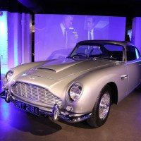 Bond in Motion at London Film Museum - The Cars of James Bond