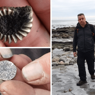 A Fossil Hunt and an Amazing Find at Lyme Regis!