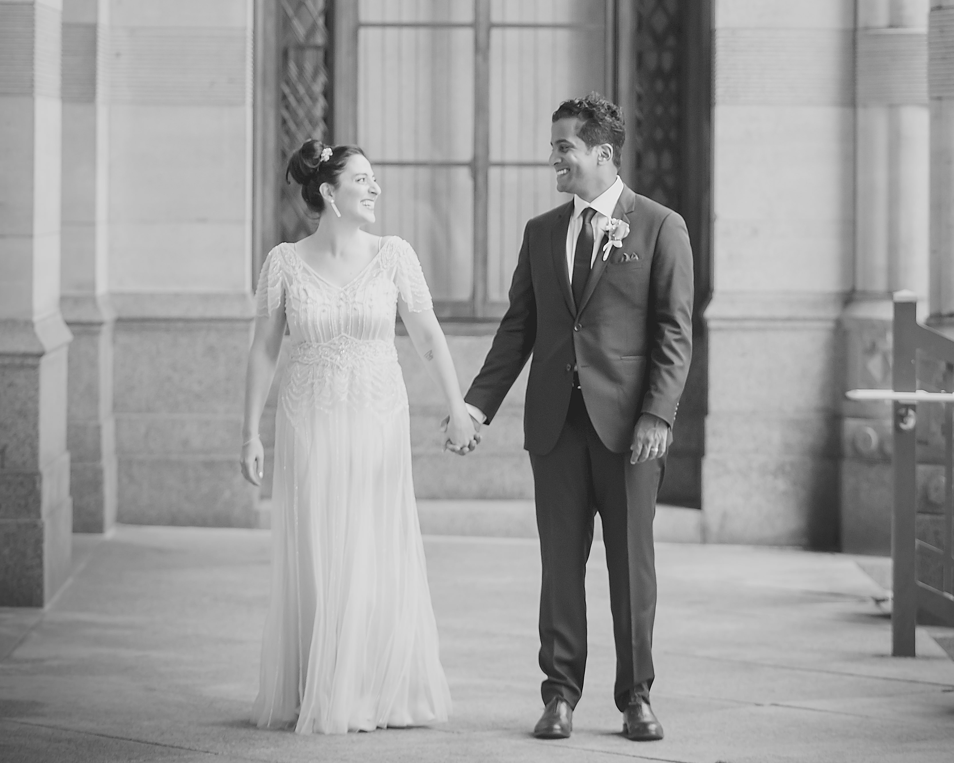 Buffalo City Hall Wedding