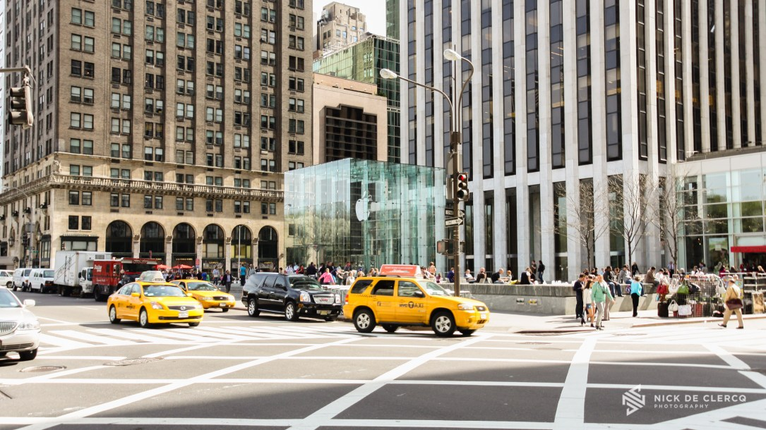 Apple Store 5th Avenue - New York City