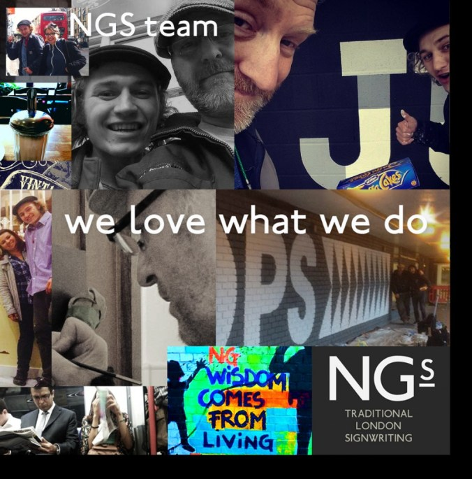 NGS We love what we do 2...