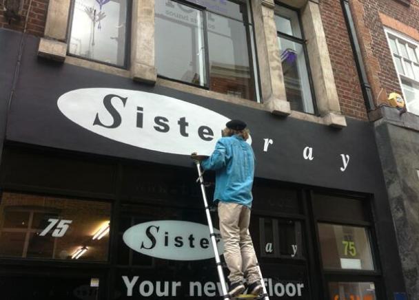 Sister Ray Soho By NGS London