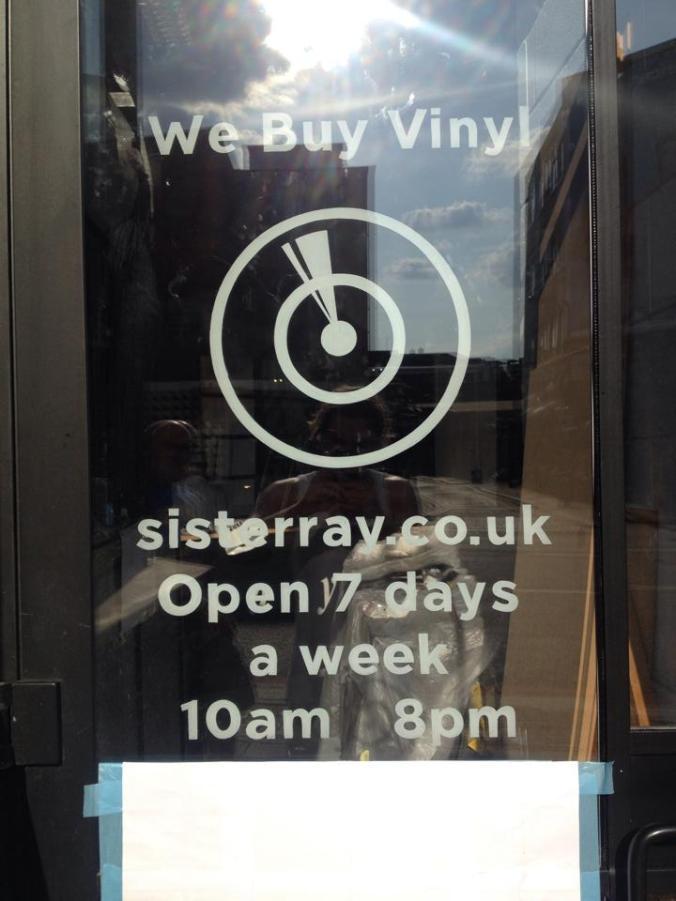 Sis Ray window NGS Pirlo Wharf Bold