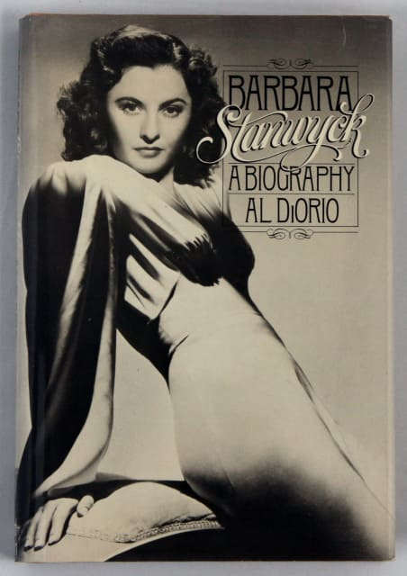Barbara Stanwyick Signed to Barbara Stanwyck
