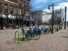 Bikes on Church Street