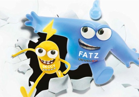 Gaz and Leccy reveal their true identities for UK energy consumers