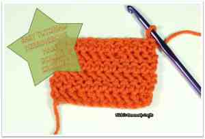 Tutorial: How to do the Herringbone Half Double Crochet (Hbhdc)
