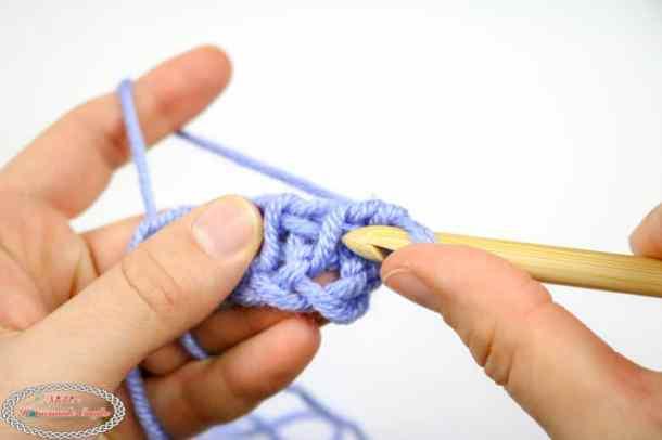 starting Tunisian Knit Stitch