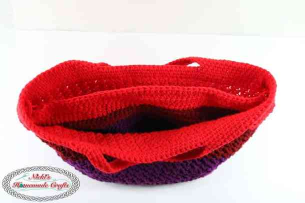 Multipurpose Crochet Bag