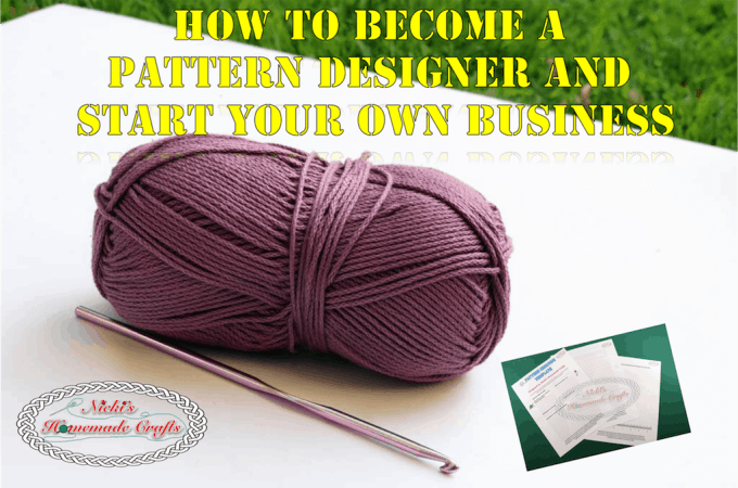 Step by Step Guide to Become a Pattern Designer – Crochet and Knitting