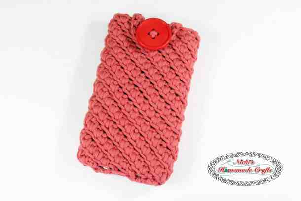 Cell Phone Pouch Crochet Pattern