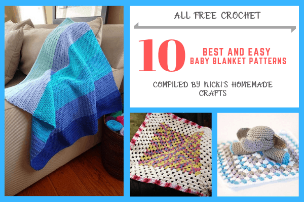 Crocheted blankets for babies having colorful designs or animals displayed such as elephants, foxes or blanket with even balloon hot air balloon
