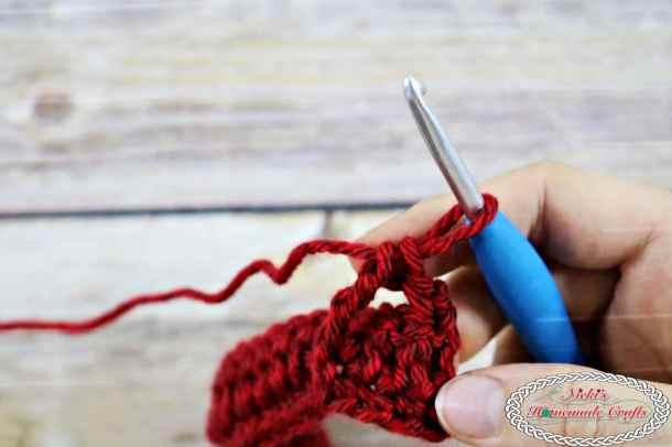 Lattice Scarf - Free Crochet Pattern