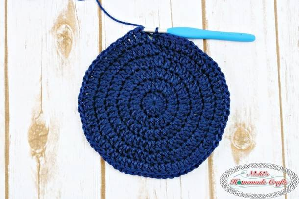 Frosted Window Beanie - Free Crochet Pattern by Nicki's Homemade