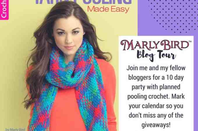 Yarn Pooling Made Easy Blog Tour- Book Review and Giveaway