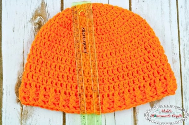 perfect crochet beanie