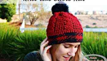 a2426264a8c Chunky Knit-Like Hat inspired by Team USA - Free Crochet Pattern ...