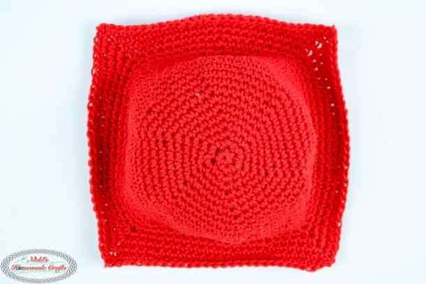 Microwavable Cotton Bowl Cozy Free Crochet Pattern