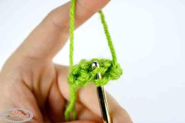 Crochet Spiral Rope