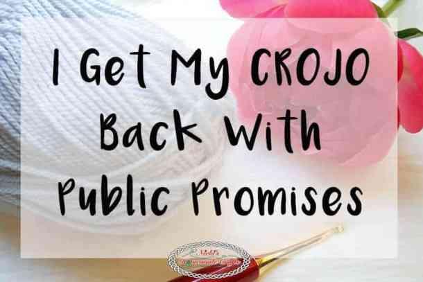 Crochet Crojo back with Public Promises