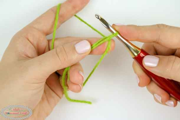 magic crochet ring video tutorial
