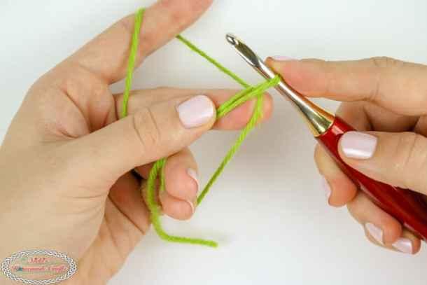 magic crochet ring video tutorial