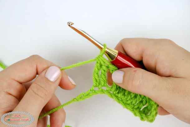 final treble crochet decrease tutorial