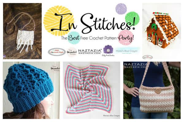 In Stitches - Best Free Crochet Pattern party #14 - Hosts