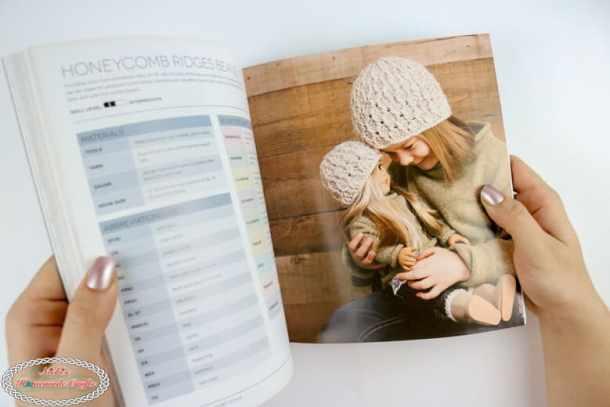 Inside peek of Baby & Kids Crochet Style