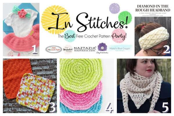In Stitches Part #17