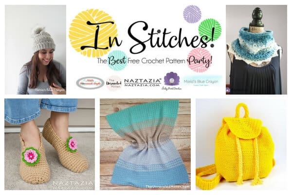 In Stitches Party 17 for Hosts Free Crochet Patterns