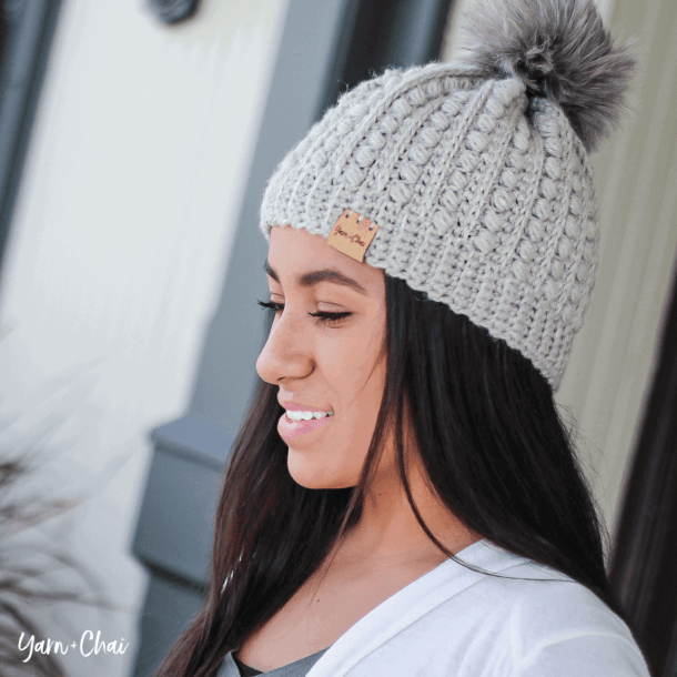 Malia beanie Free crochet pattern collection