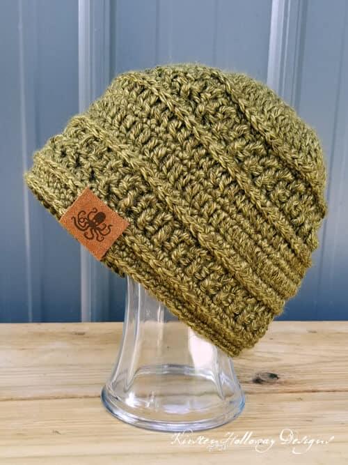Free Crochet Hat Pattern - Wanderlust