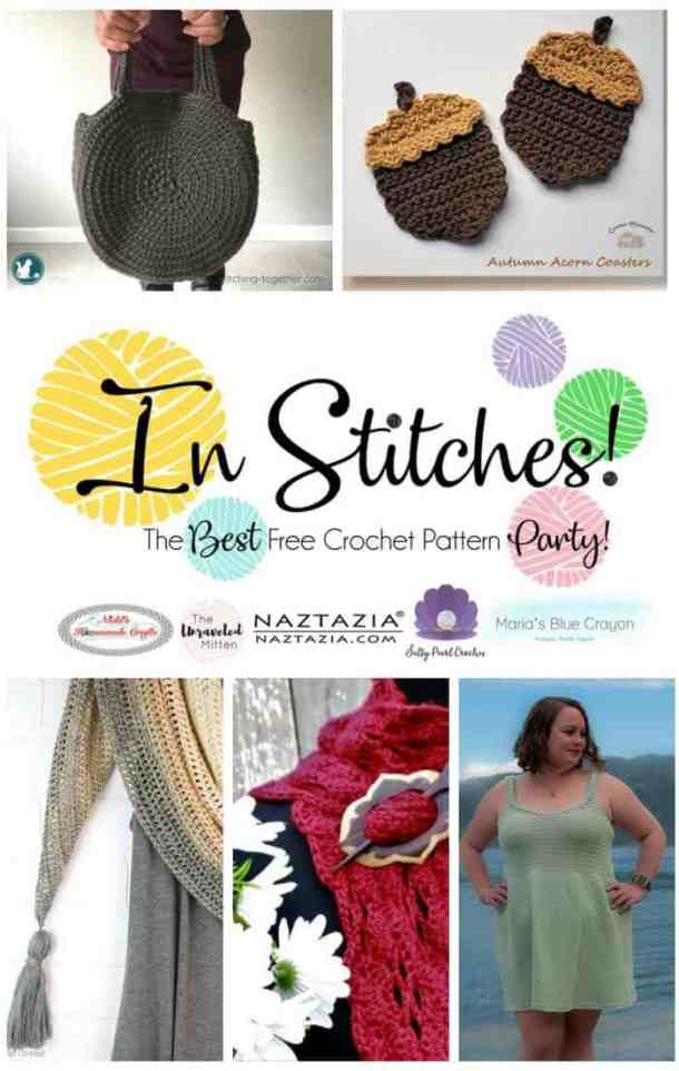 In Stitches Best Free Crochet Pattern Party #18