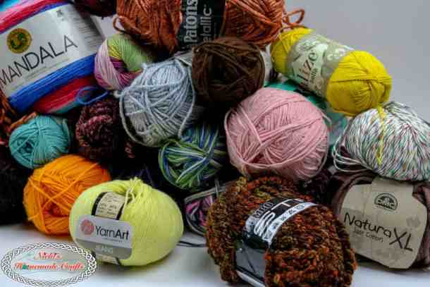 Win Yarn during Giveaway